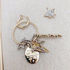 Henri Bendel Stars Earrings